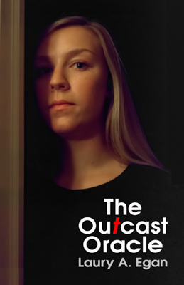 The Outcast Oracle  Book Cover